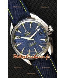 Montre Omega Seamaster Aqua Terra Co-Axial Suisse Édition Limitée SPECTRE Répliquée à l'identique 1:1