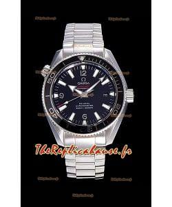 Montre Omega Seamaster Planet Ocean 904L en acier suisse 45MM 1:1 Edition Ultime