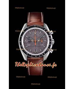 Omega Speedmaster Racing Co-Axial Master Chronograph Réplique de montre suisse Cadran gris
