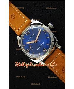 Montre Panerai RadiomirPAM690 1940 Suisse Cadran Bleu en acier Réplique à l'identique 1:1