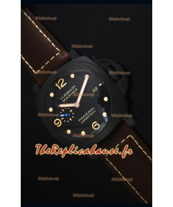 Montre Replica Miroir 1:1 Panerai Luminor Marina PAM661 Carbotech