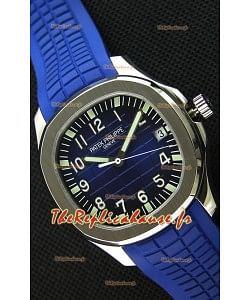 Montre Patek Philippe Aquanaut5168G-001 Suisse Cadran bleu Réplique à l'identique 1:1