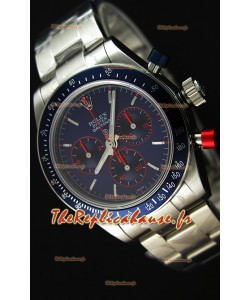 Montre Rolex Daytona Spite Lee Les Artisans De Genève Mouvement SuisseCal.4130 Répliquée à l'identique 1:1