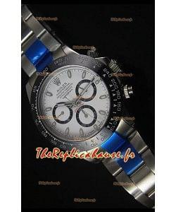 Montre Suisse avec une Lunette en Céramique Rolex Cosmogprah Daytona - 1:1 Edition Reproduction Miroir