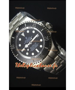 Rolex Sea-Dweller Deepsea 116660 2017 Meilleure éditionMontre Suisse Miroir Ultime 1: 1