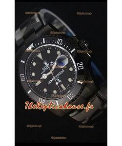 Rolex Submariner 114060 Mastermind Montre Réplique Suisse Édition Miroir 1: 1