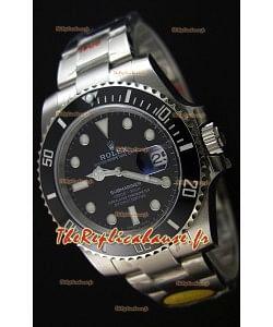 Rolex Submariner Ref#116610 ETA3135 Réplique 1:1 Miroir - Ultime Acier 904L