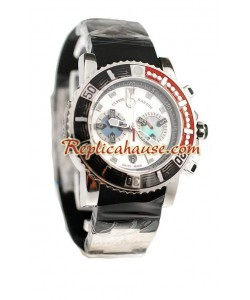 Ulysse Nardin Maxi Marine Chronograph Montre Replique