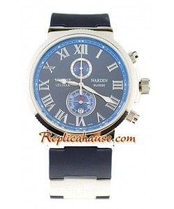 Ulysse Nardin Maxi Marine Chronometer Montre Replique