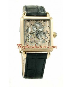 Vacheron Constantin Skeleton Square Montre Replique
